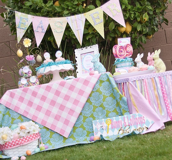 Backyard party decor and hacks 3