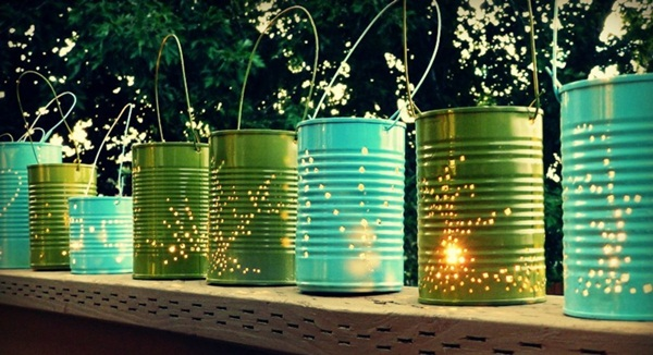 Backyard party decor and hacks 5