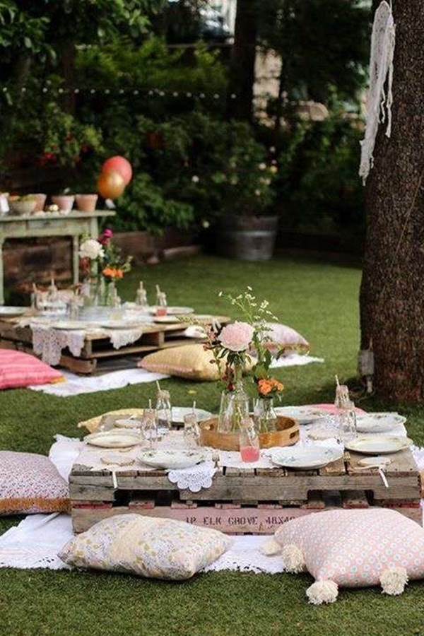 Backyard party decor and hacks 63