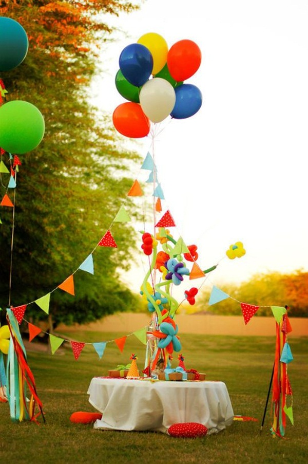 Backyard party decor and hacks 73