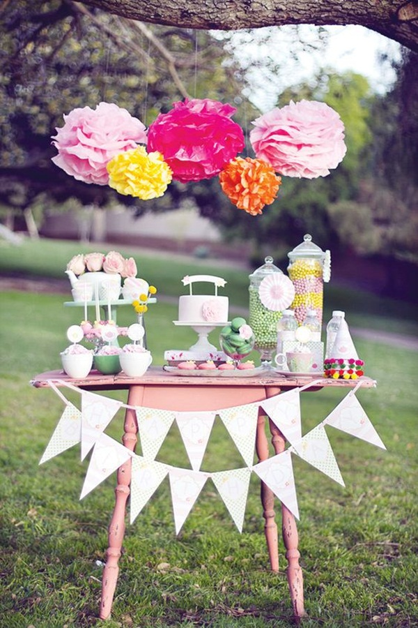 Backyard party decor and hacks 80