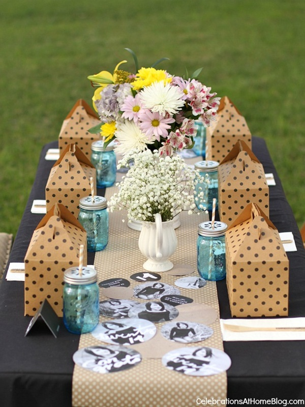 Backyard party decor and hacks 9