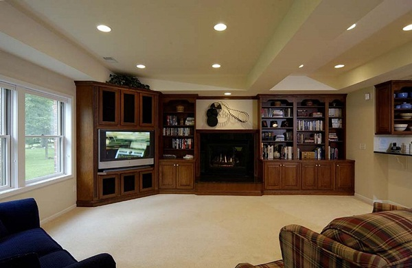 Basement modification and themes 38