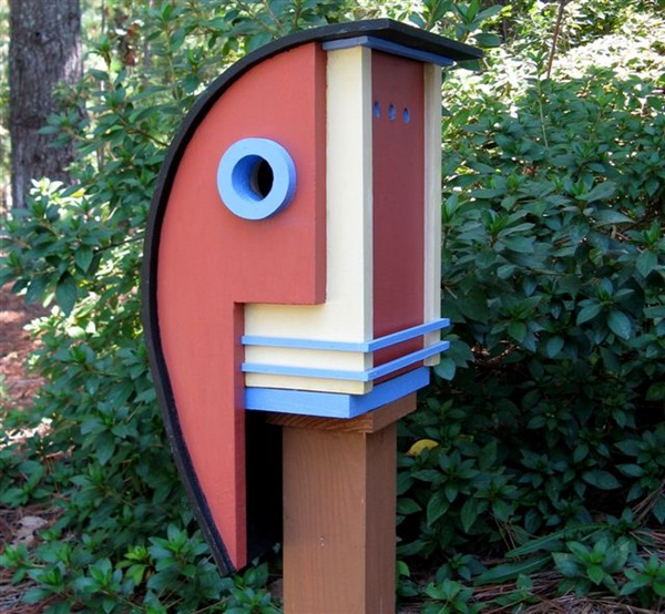 Birdhouse designs and patterns11