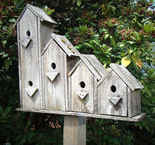 Birdhouse designs and patterns54