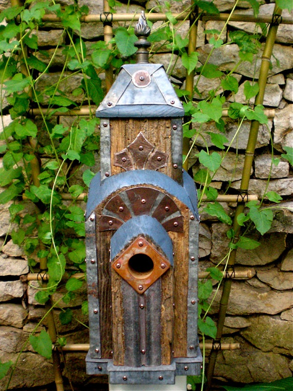 Birdhouse designs and patterns56