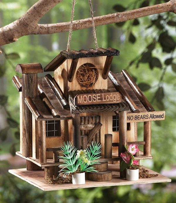 Birdhouse designs and patterns69