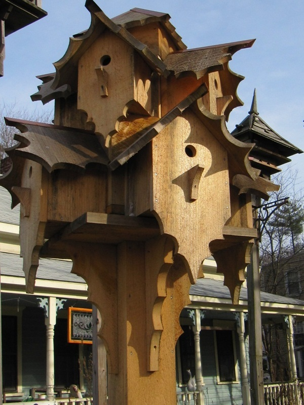 Birdhouse designs and patterns7