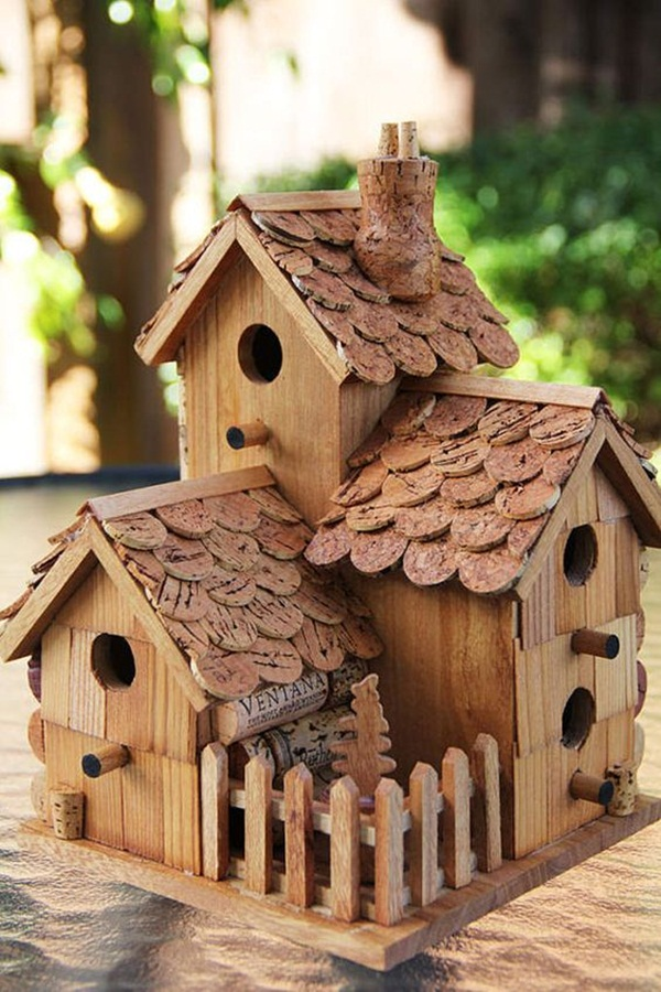 Birdhouse designs and patterns71