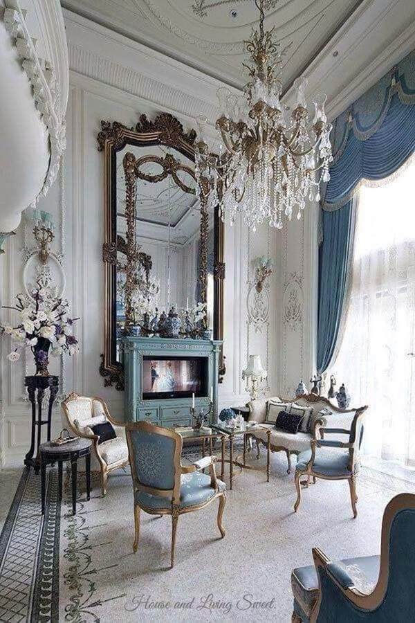 French interior decore and furniture60
