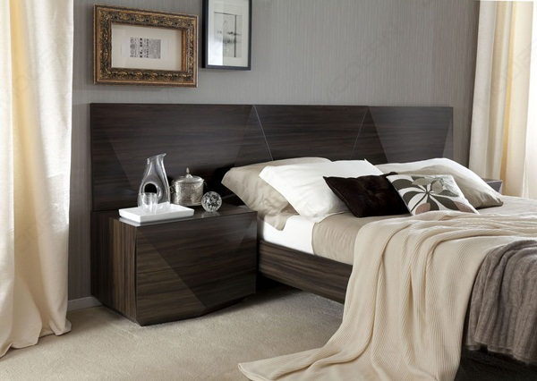 Headboard designs for bedroom35