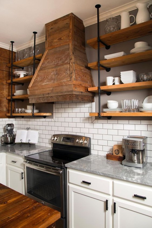 Industrial kitchen designs 38