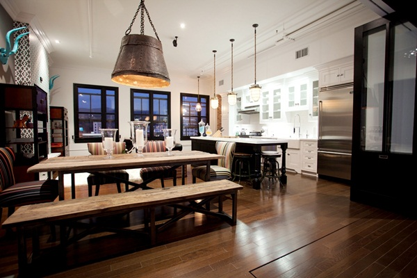 Industrial kitchen designs 48