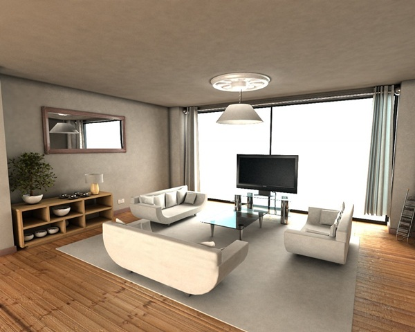 Japanese style interior designs13