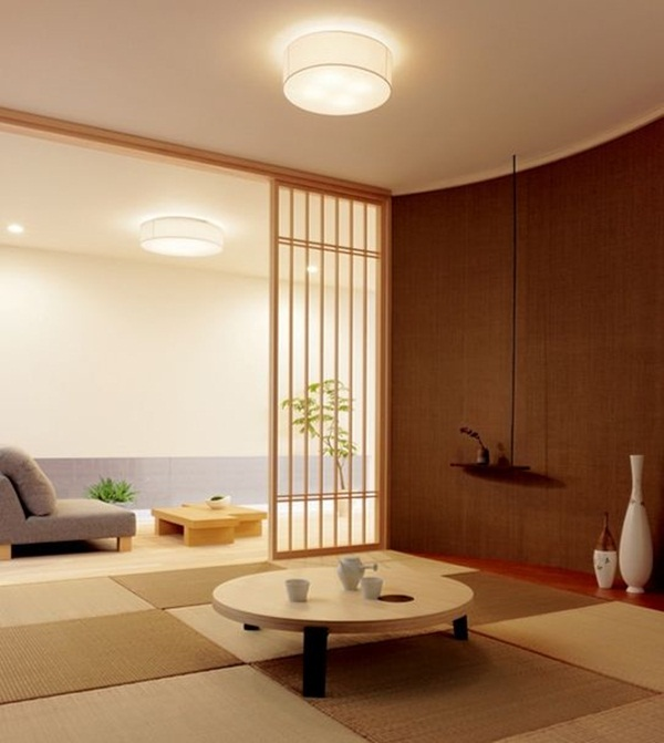 Japanese style interior designs2