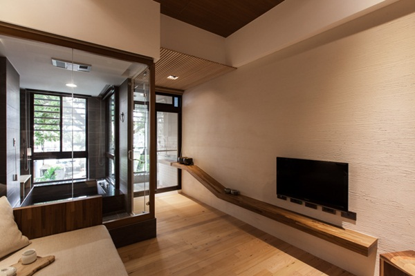 Japanese style interior designs33