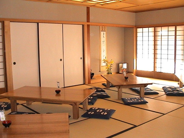 Japanese style interior designs40