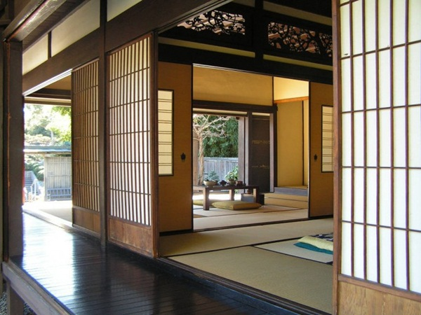 Japanese style interior designs42