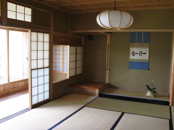 Japanese style interior designs60