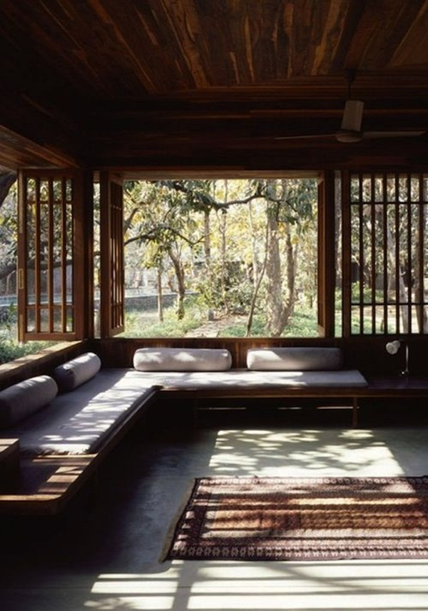 Japanese style interior designs66