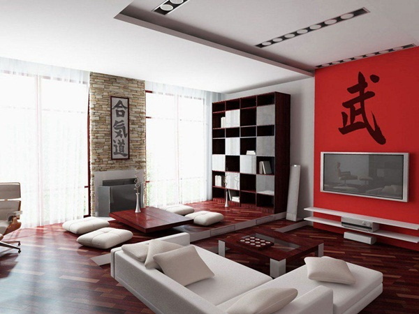 Japanese style interior designs77