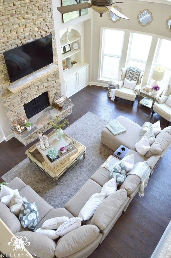 Living Room decoration ideas39