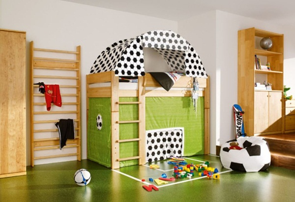 Loft bed design for small rooms47