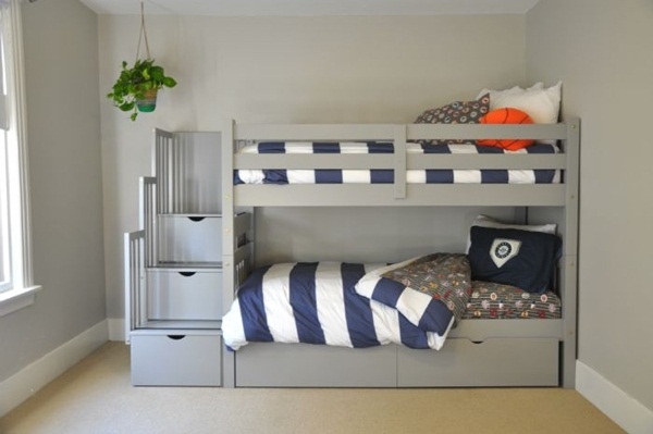 Loft bed design for small rooms59