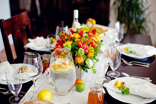 Table decoration ideas 68
