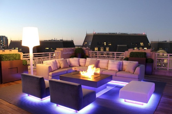 Terrace lighting ideas26