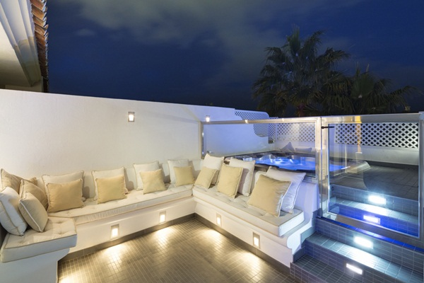 Terrace lighting ideas41