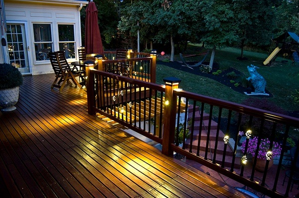 Terrace lighting ideas43