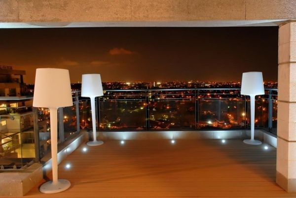 Terrace lighting ideas45