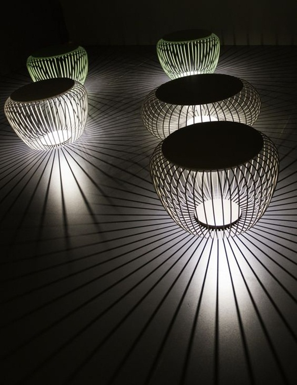 Terrace lighting ideas61