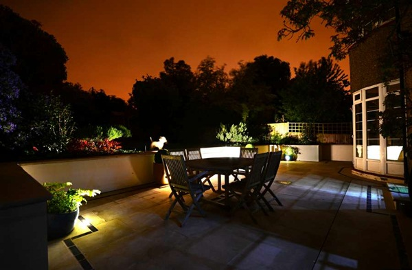 Terrace lighting ideas67