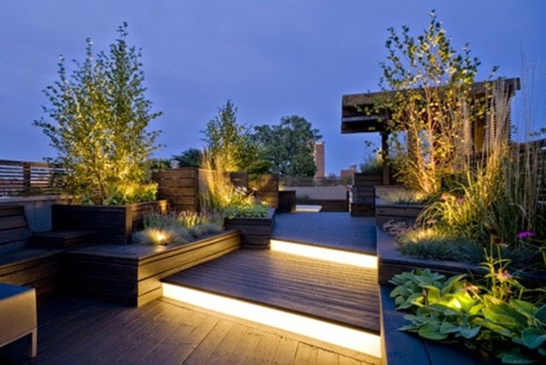 Terrace lighting ideas7