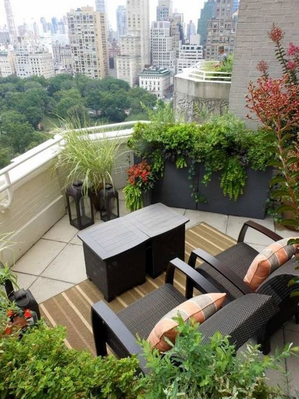 Balcony Decorating Ideas 2
