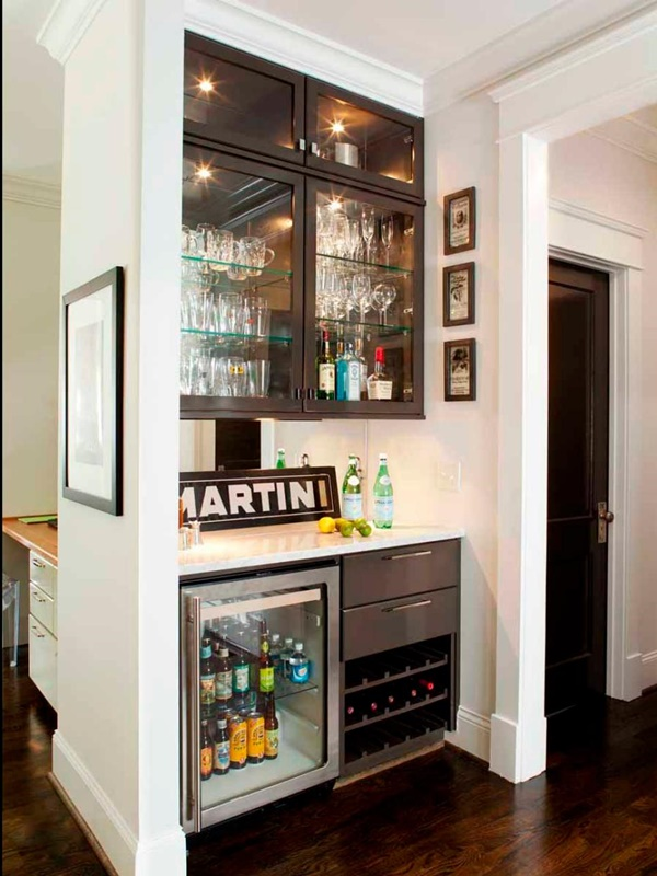 Bar Decorating Ideas 1