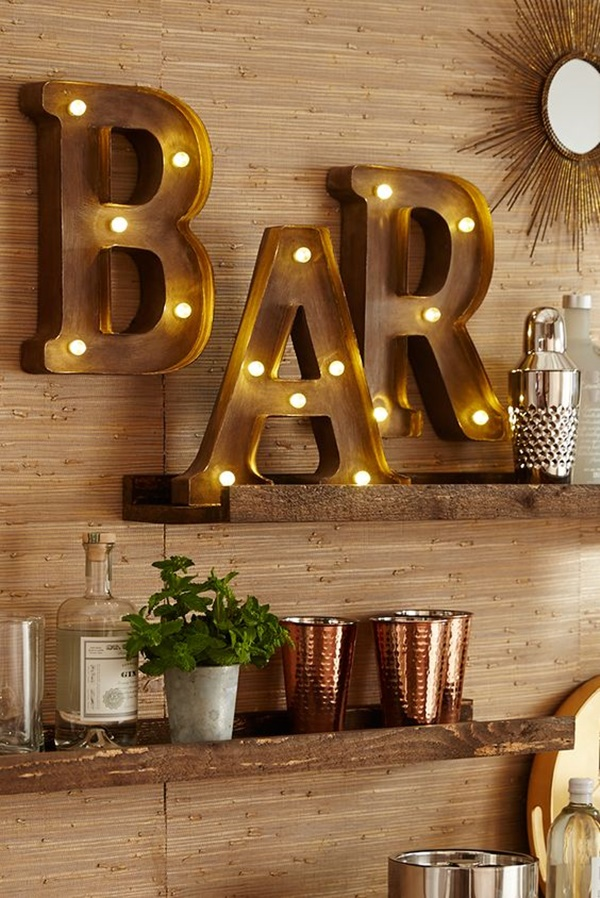 bar decorating ideas (15)