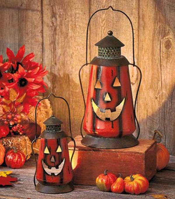 halloween indoor and outdoor decoration ideas21