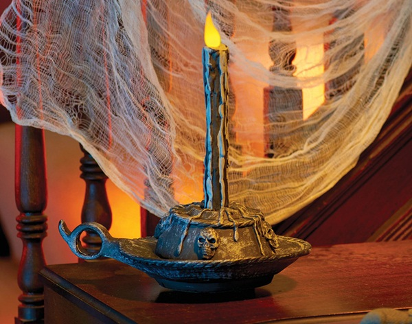 halloween indoor and outdoor decoration ideas22
