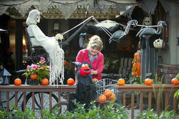 halloween indoor and outdoor decoration ideas27