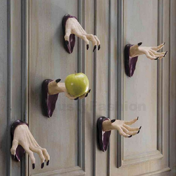 halloween indoor and outdoor decoration ideas3
