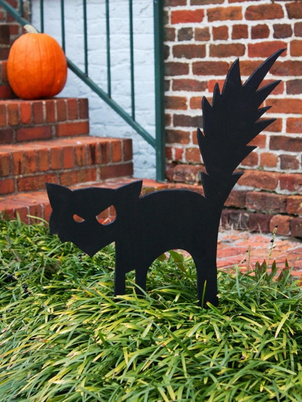 halloween indoor and outdoor decoration ideas44