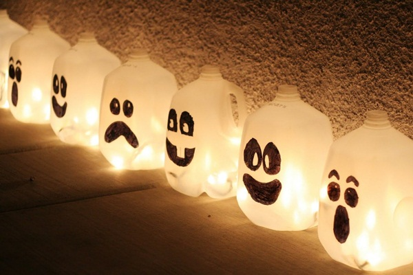 halloween indoor and outdoor decoration ideas45
