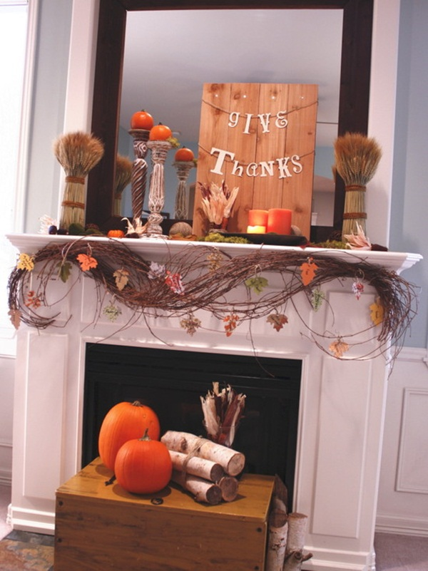 halloween indoor and outdoor decoration ideas48