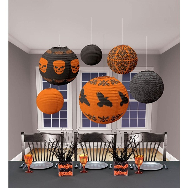 halloween indoor and outdoor decoration ideas51
