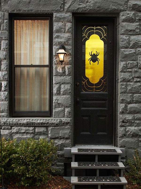 halloween indoor and outdoor decoration ideas66