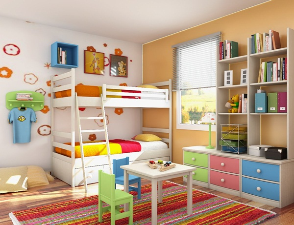 kids bedroom designs and ideas2