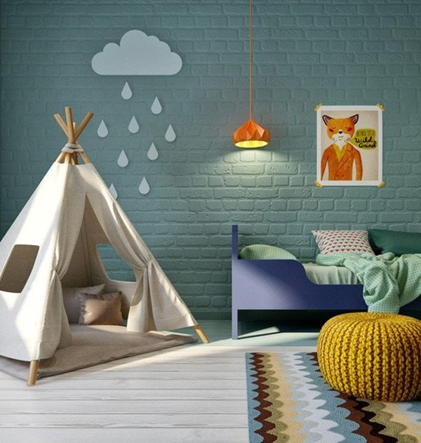 kids bedroom designs and ideas41